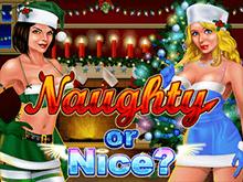 Игровой автомат Naughty Or Nice