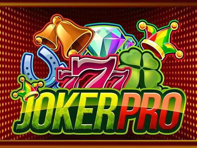 Joker Pro – игровой аппарат для игры на сайте в интернете