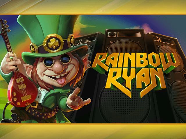 Rainbow Ryan от Yggdrasil – азартный игровой аппарат